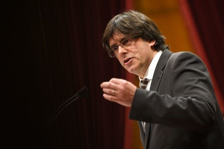 Carles Puigdemont 5 reasons for Spain to worry about Carles Puigdemont POLITICO