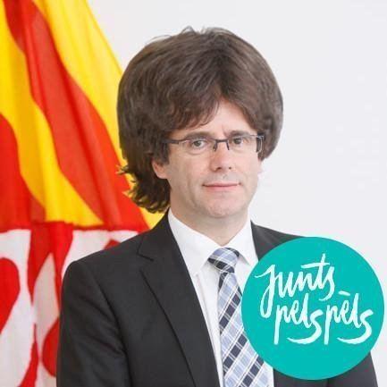 Carles Puigdemont Carles Puigdemont KRLScat Twitter