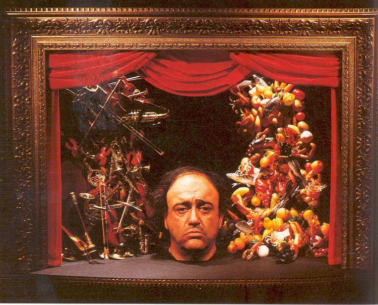 Carles Santos Archivo Virtual de Artes Escnicas