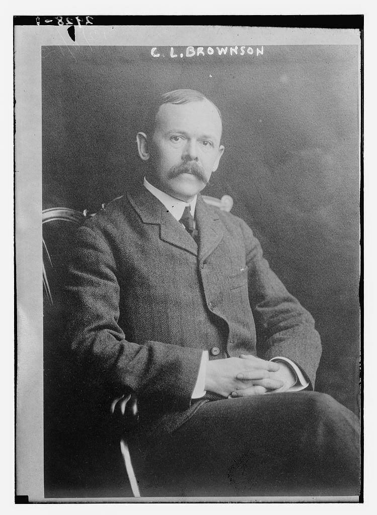Carleton Lewis Brownson
