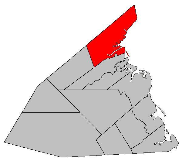 Carleton Parish, New Brunswick