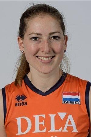Carlijn Jans Player Carlijn Jans FIVB Volleyball Womens World Championship