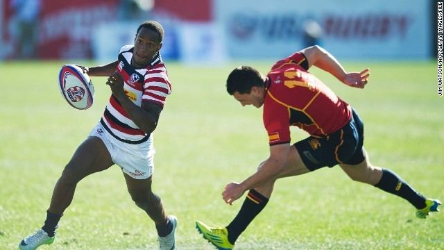 Carlin Isles NFL39s Detroit Lions sign United States rugby sevens star