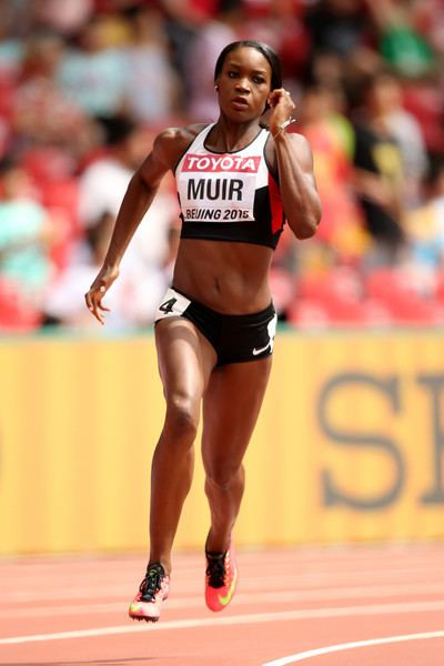 Carline Muir Carline Muir Pictures 15th IAAF World Athletics