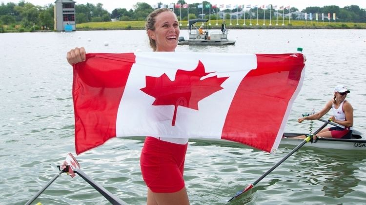 Carling Zeeman Second Pan Am gold medal for Cambridge rower Carling