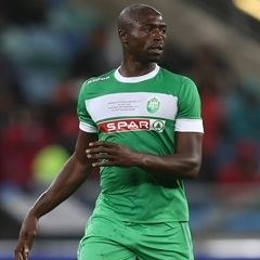 Carlington Nyadombo Usuthu relieved to end dry run Sport24