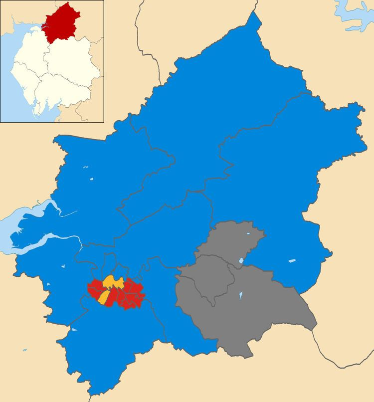 Carlisle City Council election, 2003