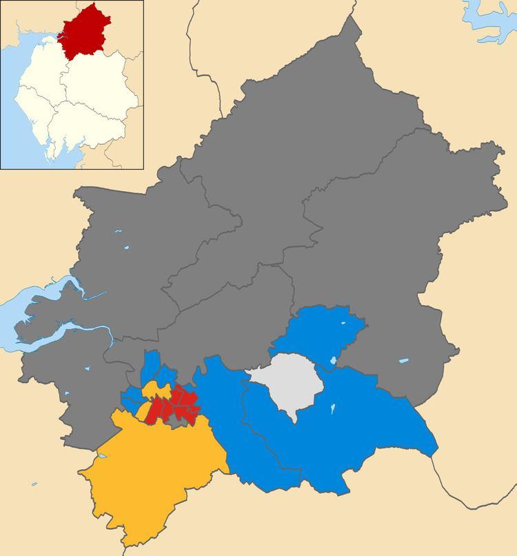 Carlisle City Council election, 2008