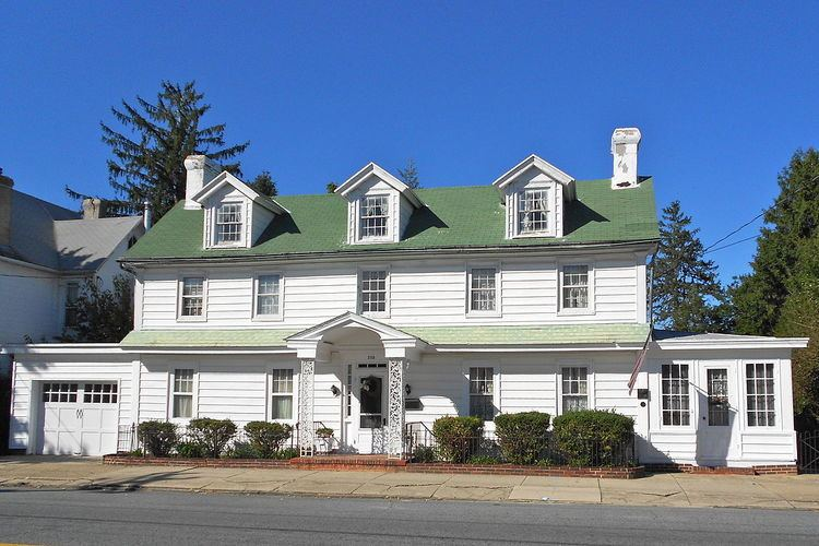 Carlisle House (Milford, Delaware)