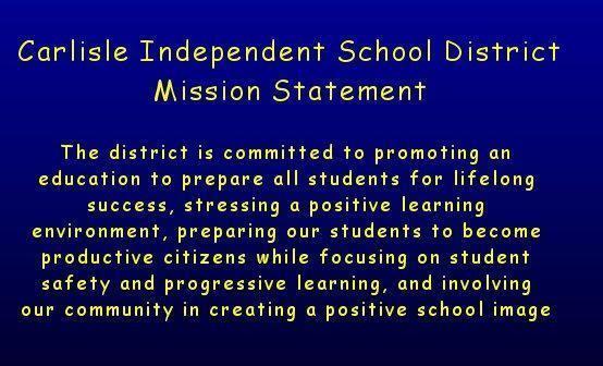 Carlisle Independent School District s3amazonawscomscschoolfiles83imagemp5sbvjpg