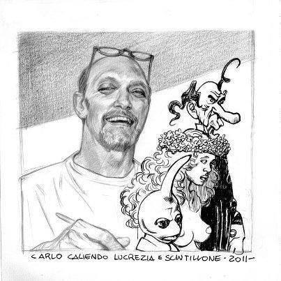Carlo Ambrosini Cartoonist globale ilSole24ORE