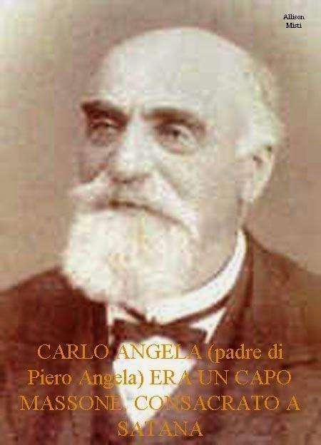 Carlo Angela Allison Misti mistica cattolica CARLO ANGELA padre di Piero