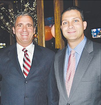 Carlo Basile Petruccelli and Basile Sworn In East Boston TimesFree Press