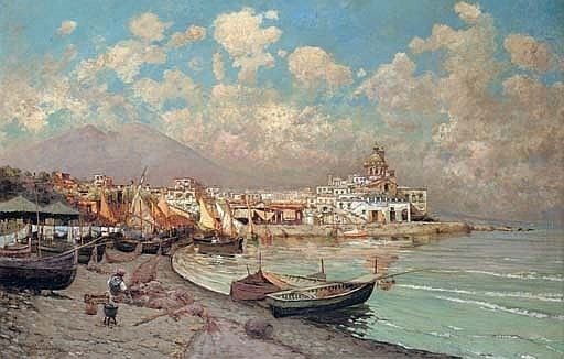 Carlo Brancaccio Carlo Brancaccio Works on Sale at Auction Biography