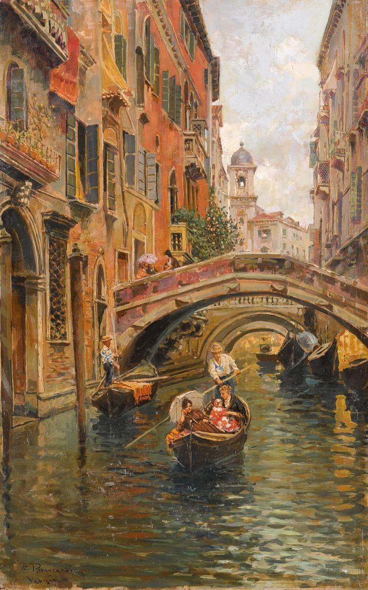 Carlo Brancaccio FileCarlo Brancaccio Venezianischer Kanaljpg Wikimedia Commons