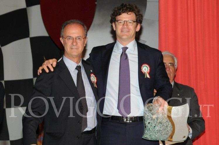Carlo Checchinato I Polesani d39oro Elena Lago Romeo Zurro e Carlo