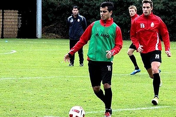 Carlo Chueca Carlo Chueca es nuevo jugador de Chivas USA Per