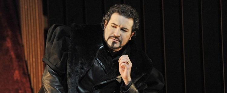 Carlo Colombara 20151 Singing has filled my life Interview to Carlo