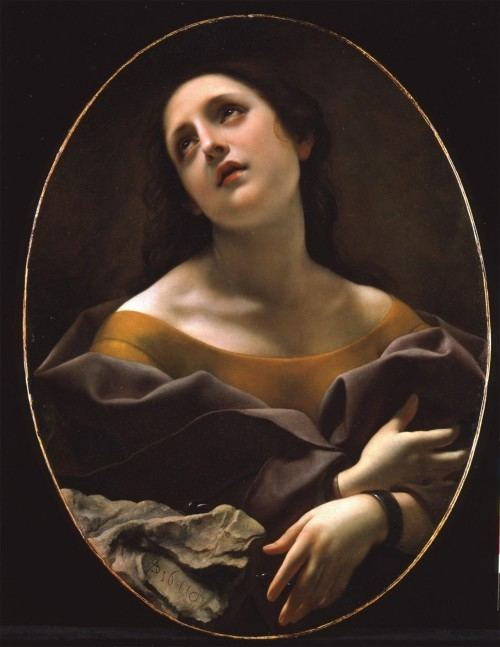 Carlo Dolci one year one painting a day Carlo Dolci and The Angel of