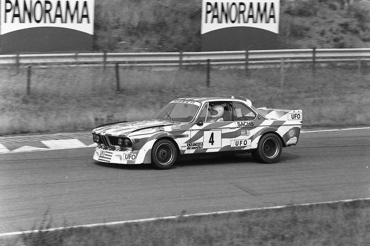 Carlo Facetti 1977 Carlo Facetti and Martino Finotto BMW 30 CSL