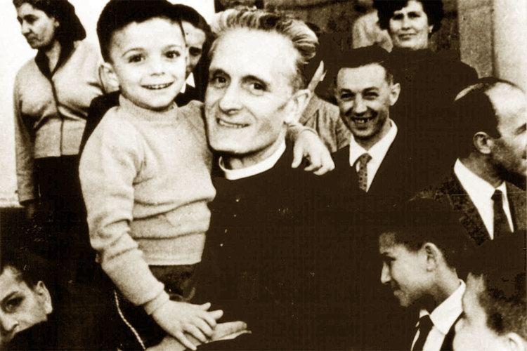 Carlo Gnocchi Biografia di Don Carlo Gnocchi Biografieonlineit