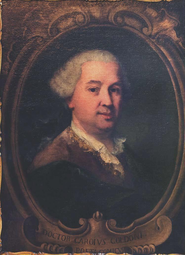 Carlo Goldoni Casa di Carlo Goldoni