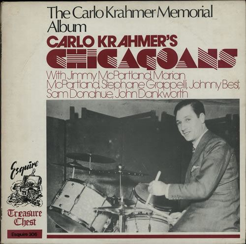 Carlo Krahmer Carlo Krahmer The Carlo Krahmer Memorial Album Jazz At The Town