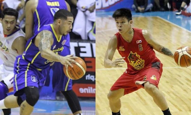 Carlo Lastimosa Blackwater trades PBA assist leader Heruela for Barako
