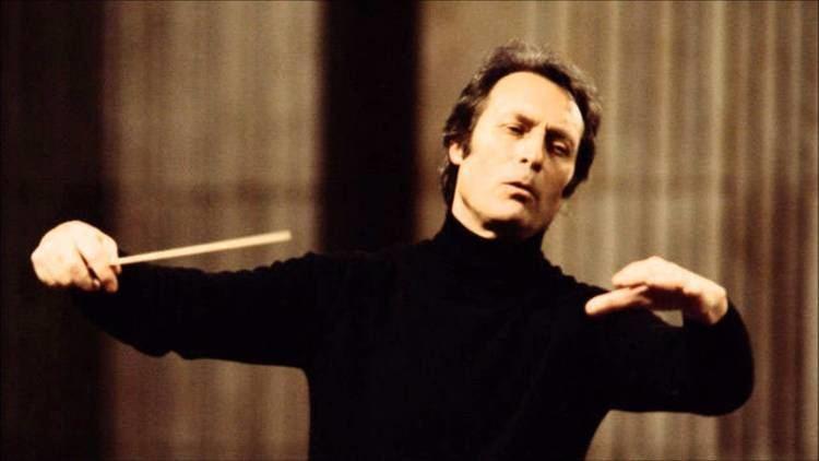 Carlo Maria Giulini Berlioz Romo amp Juliette Amsterdam Giulini YouTube