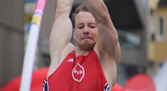 Carlo Paech 580 Meter Carlo Paech macht den nchsten Schritt Das
