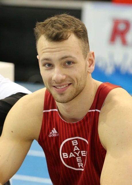 Carlo Paech U23Team TSV Bayer 04 Leichtathletik