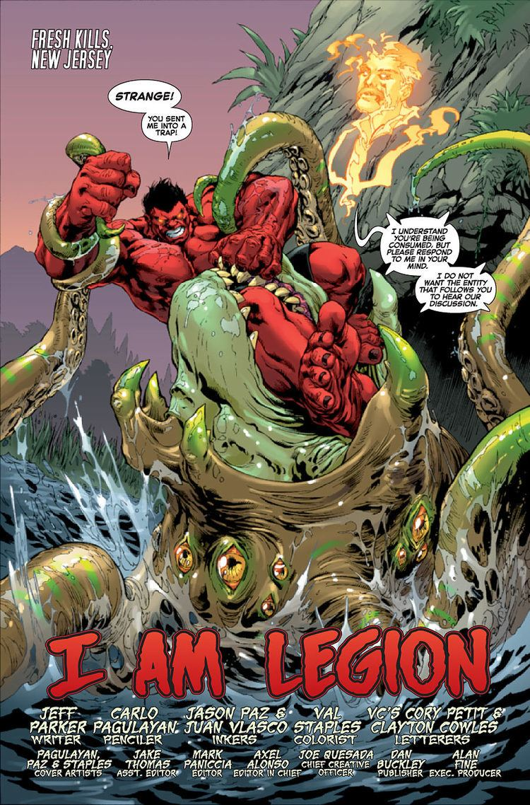 Carlo Pagulayan RULK PREVIEW HULK Issue 52 by Jeff Parker and Carlo
