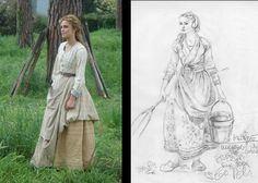 Carlo Poggioli Carlo Poggioli on Pinterest Mists Of Avalon Costume