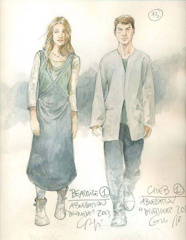 Carlo Poggioli DIVERGENT39 costume designer Carlo Poggioli reveals