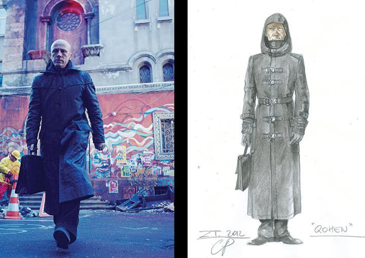 Carlo Poggioli Modern Cinematic Wardrobes Interview with Costume