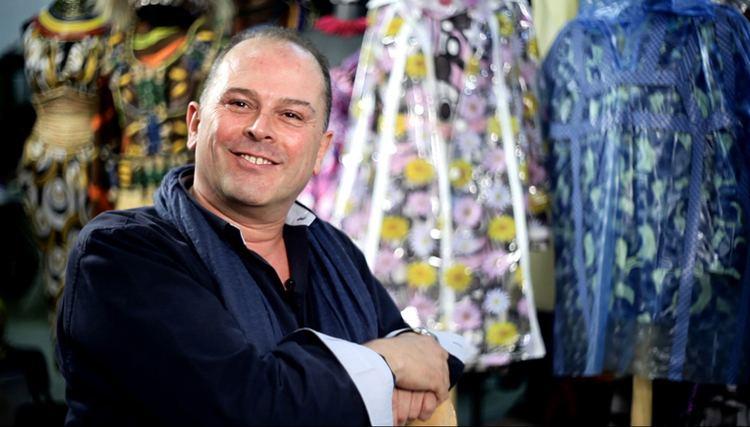 Carlo Poggioli Dreams Carlo Poggioli on the costume designs for The Zero