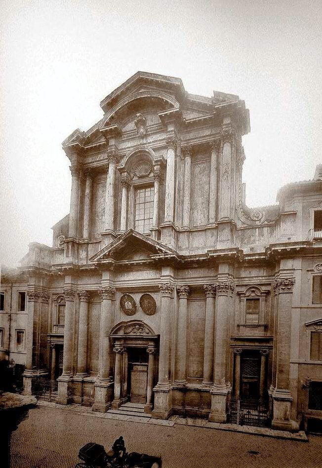 Carlo Rainaldi Santa Maria in Campitelli Rome Carlo Rainaldi 166267 Rome