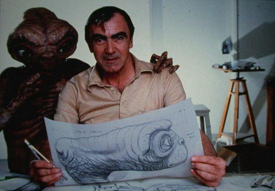 Carlo Rambaldi Oscarwinning FX legend Carlo Rambaldi creator of ET