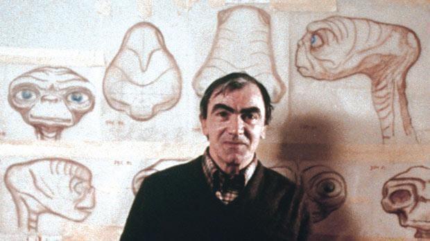 Carlo Rambaldi Carlo Rambaldi the 39father39 of ET and Alien dies aged 86