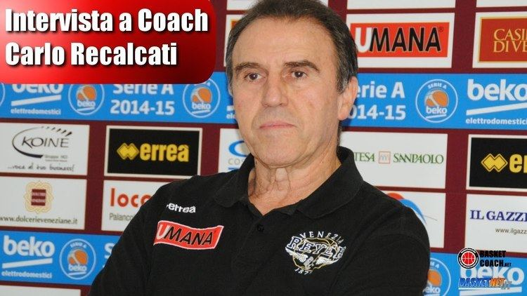 Carlo Recalcati Basket Coach Raffaele Baldini intervista Carlo Recalcati YouTube