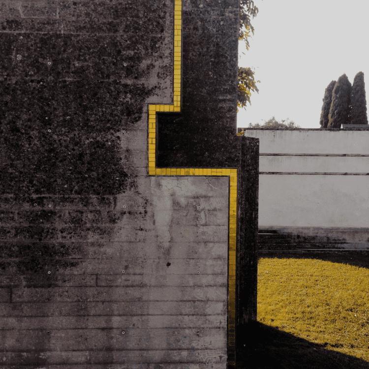Carlo Scarpa Carlo Scarpa noble concrete at the Brion cemetery