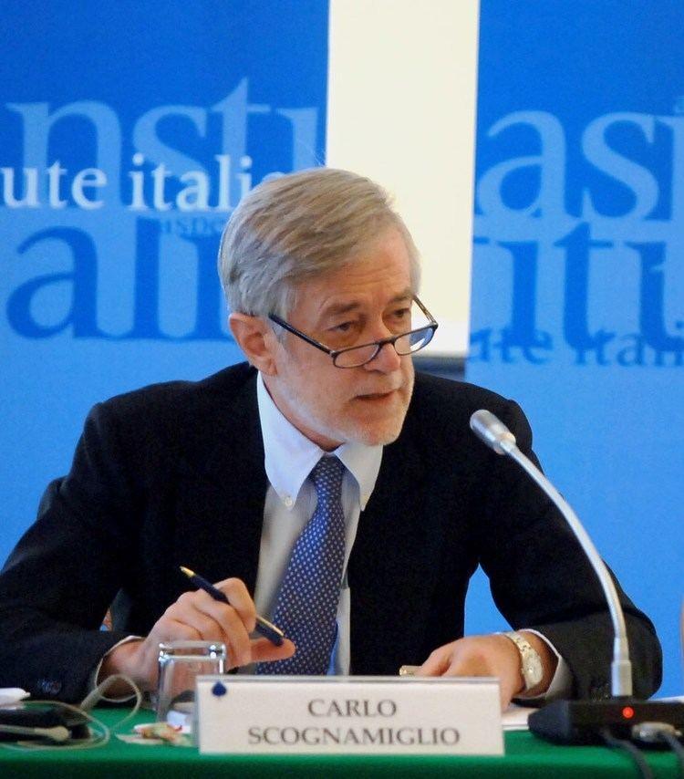 Carlo Scognamiglio A Matera il presidente del Partito Liberale Carlo