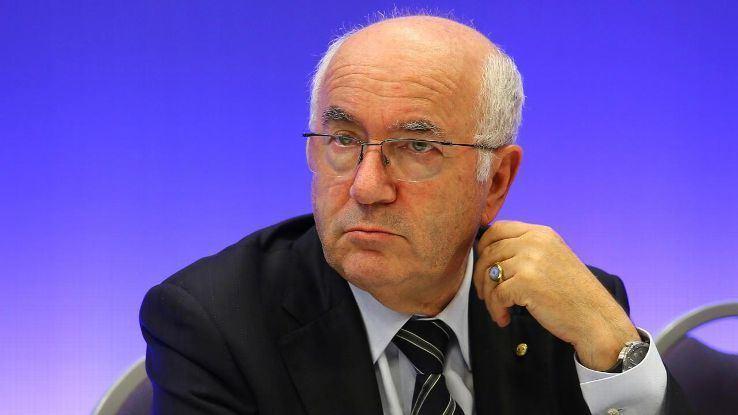 Carlo Tavecchio UEFA investigates new Italian FA president Carlo Tavecchio