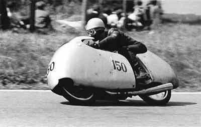 Carlo Ubbiali Motorradweltmeisterschaft 1956