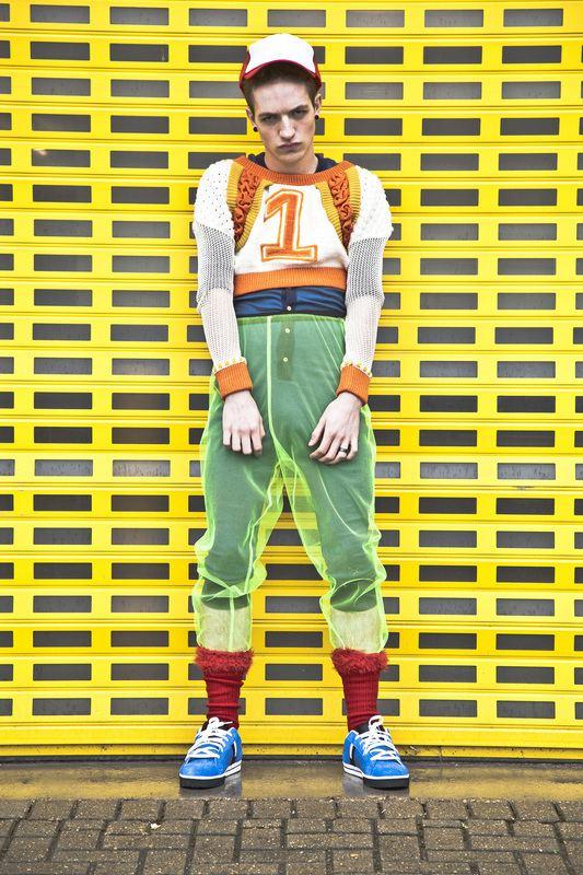 Carlo Volpi The Ugly Trick Spotlight on Knitwear Designer Carlo Volpi
