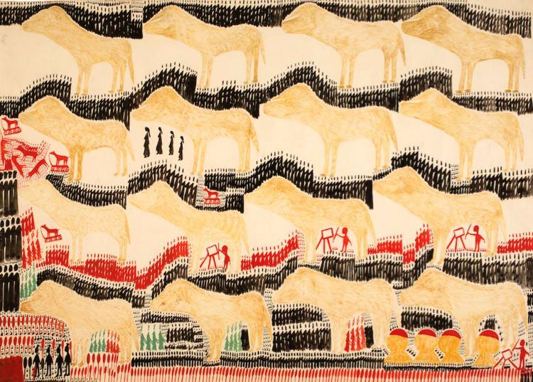 Carlo Zinelli Carlo Zinelli 19161974 American Folk Art Museum