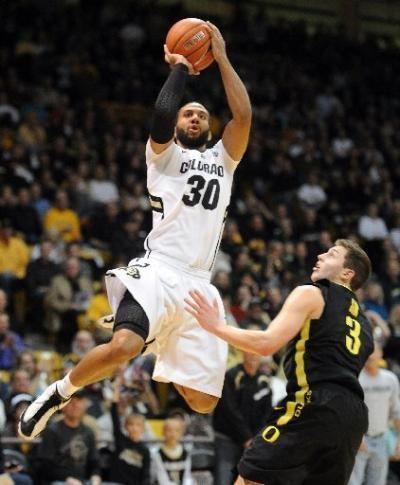 Carlon Brown Carlon Brown making push for NBA Boulder Daily Camera