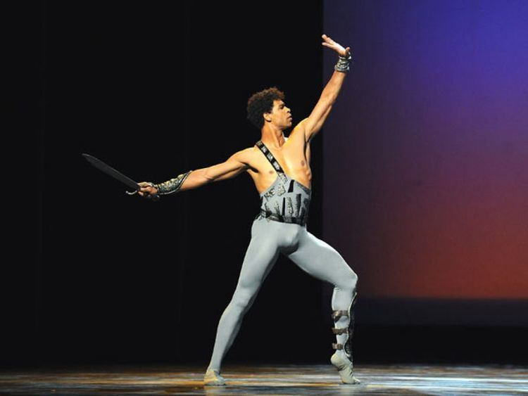 Carlos Acosta CubaSi Carlos Acosta hopes to start Cuban ballet company