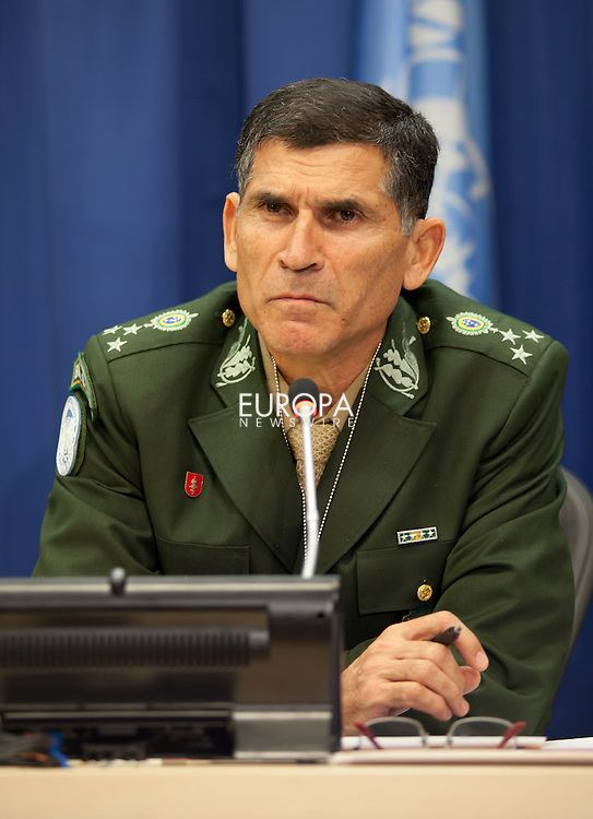 Carlos Alberto dos Santos Cruz Lieutenant General Santos Cruz MONUSCO Europa Newswire