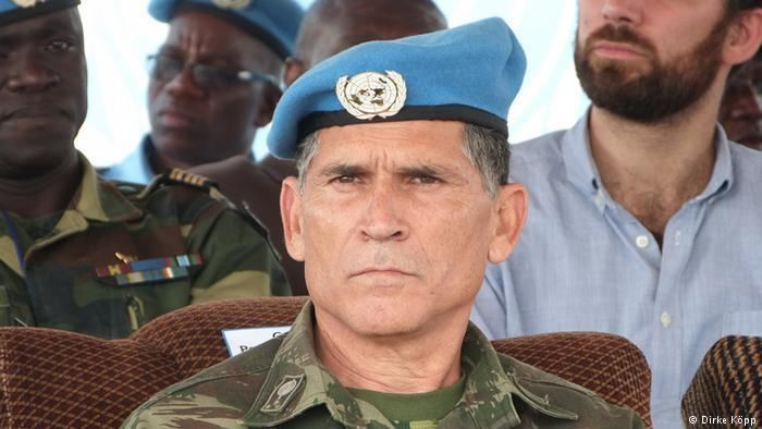 Carlos Alberto dos Santos Cruz UNGeneral Santos Cruz Unmglich alle Zivilisten zu